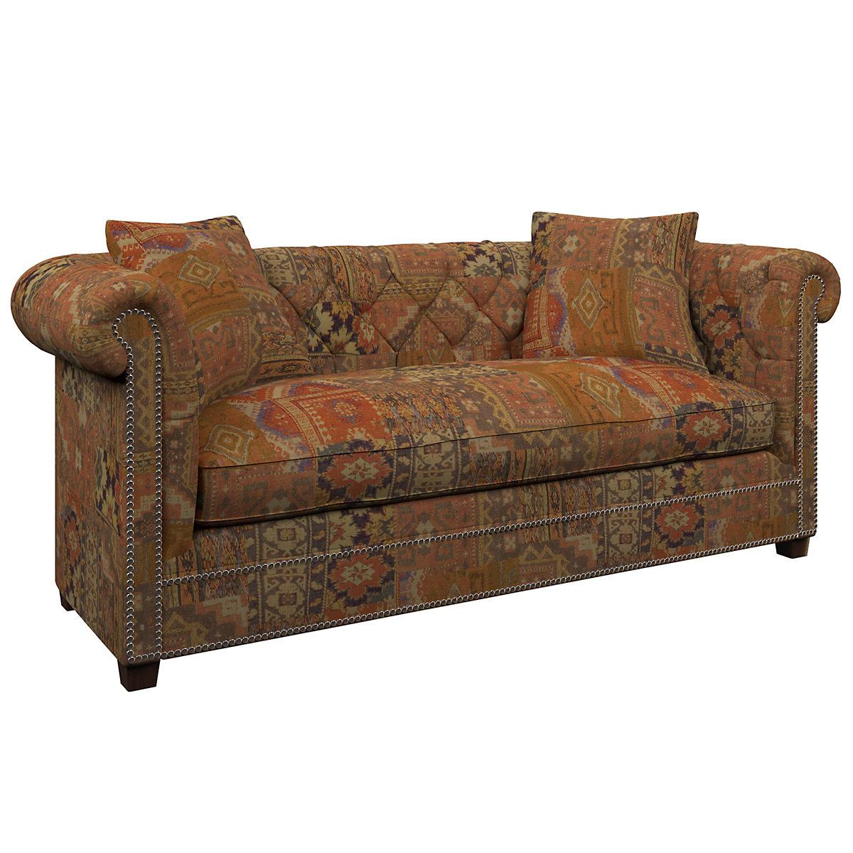 Modern Sofa Richmond: Anatolia Linen Richmond Sofa