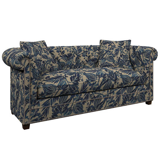 Antigua Linen Richmond Sofa