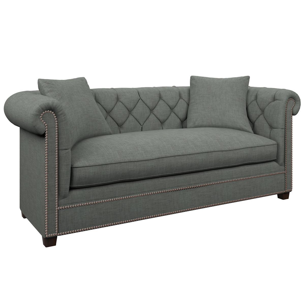 Canvasuede Ocean Richmond Sofa