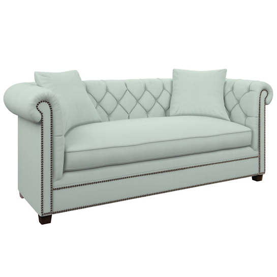 Estate Linen Powder Blue Richmond Sofa