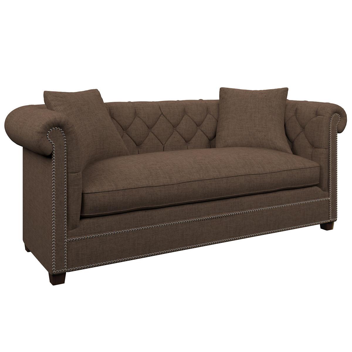 Greylock Brown Richmond Sofa