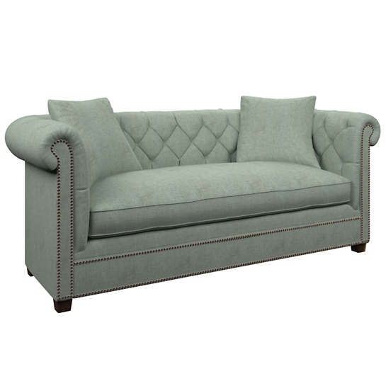 Greylock Light Blue Richmond Sofa
