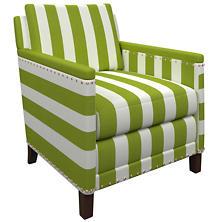 Alex Green Ridgefield Chair