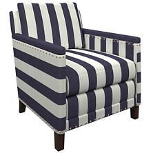 Alex Indigo Ridgefield Chair