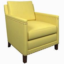 Estate Linen Citrus Ridgefield Chair