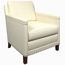 Estate Linen Ivory Ridgefield Chair
