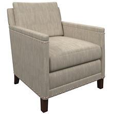 Graduate Linen Ridgefield Chair