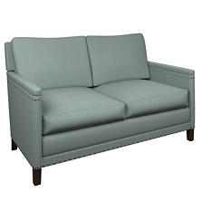 Estate Linen Sky Ridgefield Loveseat
