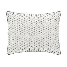 Ritz Embroidered  Decorative Pillow