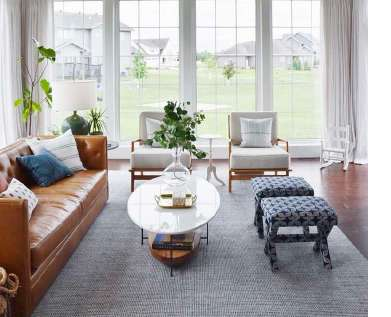 Rug Placement Tips