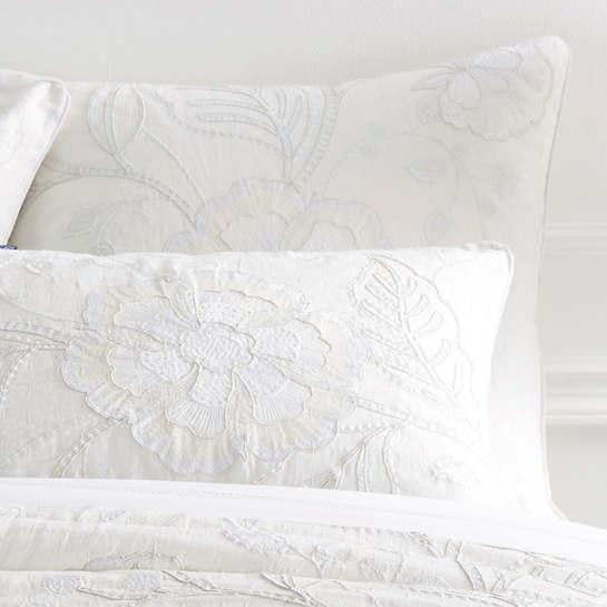 Addison Embroidered Sham