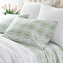 Carolina Percale Mist Sheet Set