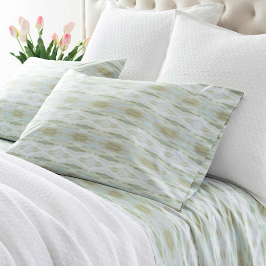 Carolina Mist Sheet Set