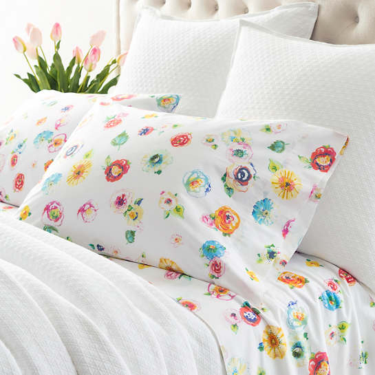 Flower Power Sheet Set