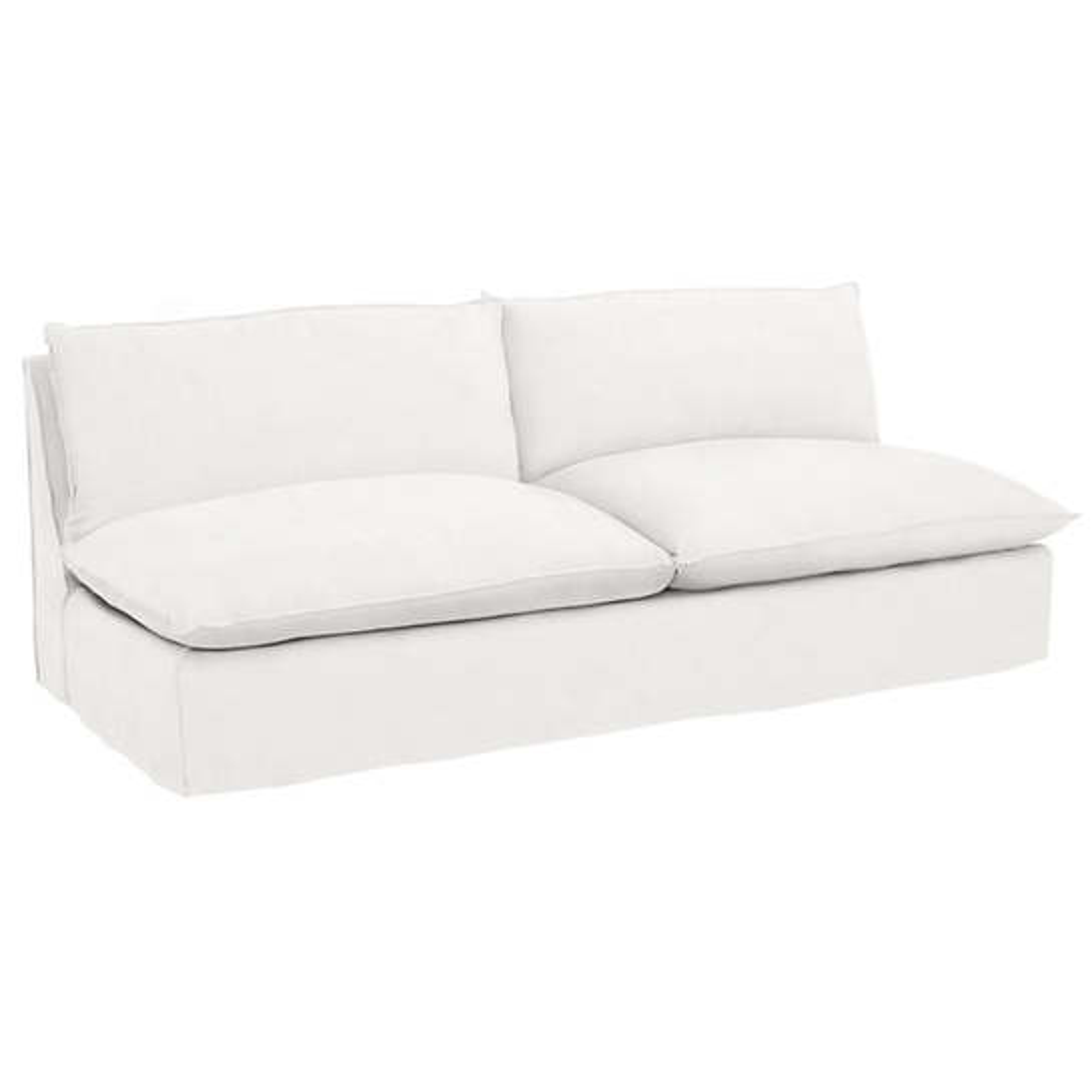 White Hollingsworth Sofa