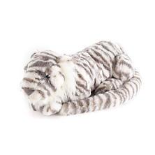 Sacha Snow Tiger  Stuffed Animal