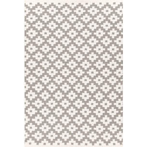 Samode Fieldstone Ivory Indoor Outdoor Rug