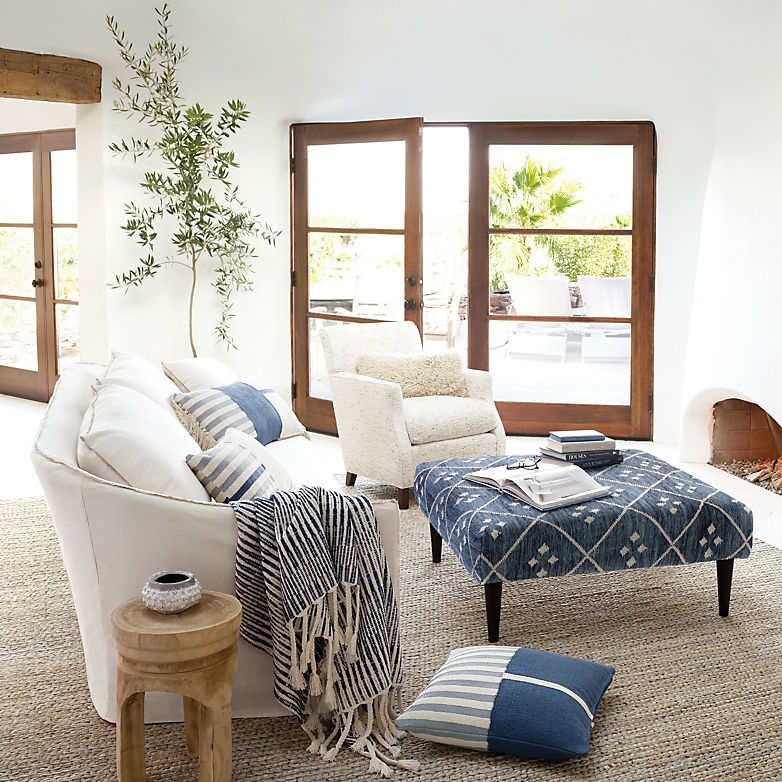 Cozy Up With Sheepskin and Natural Hide Fall Accents | Annie Selke's Fresh American Style