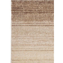Sand Moon Woven Cotton/Viscose Rug