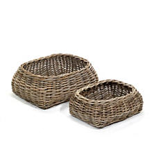 Santa Fe Baskets/Set Of 2