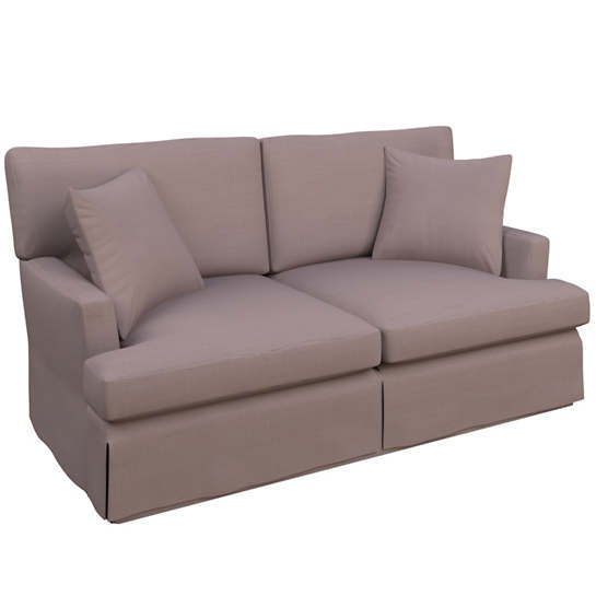 Weathered Linen Heather Saybrook 2 Seater Sofa