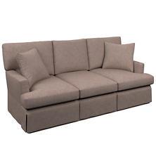 Saybrook 3 Seater Slipcovered Sofa