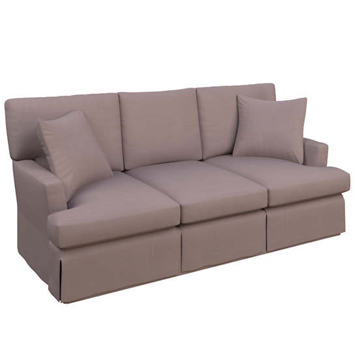 Weathered Linen Heather Saybrook 3 Seater Sofa
