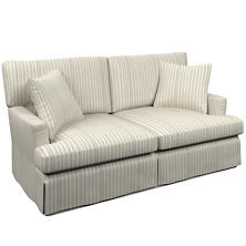 Flying Point Saybrook 2 Seater Slipcovered Sofa