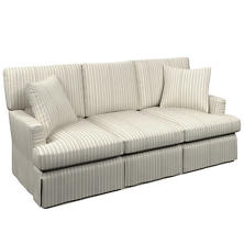 Flying Point Saybrook 3 Seater Slipcovered Sofa