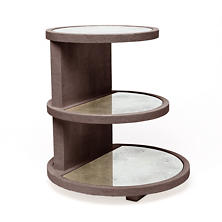 Seal Talia Three-Tier Side Table