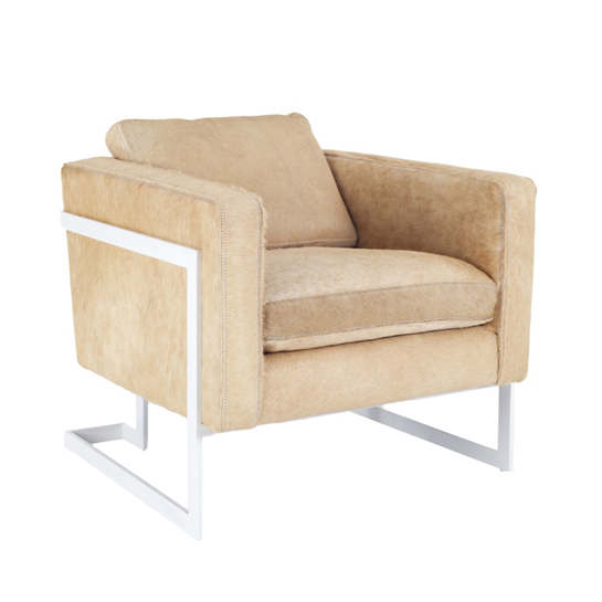 Serengeti Beige Lucian Chair