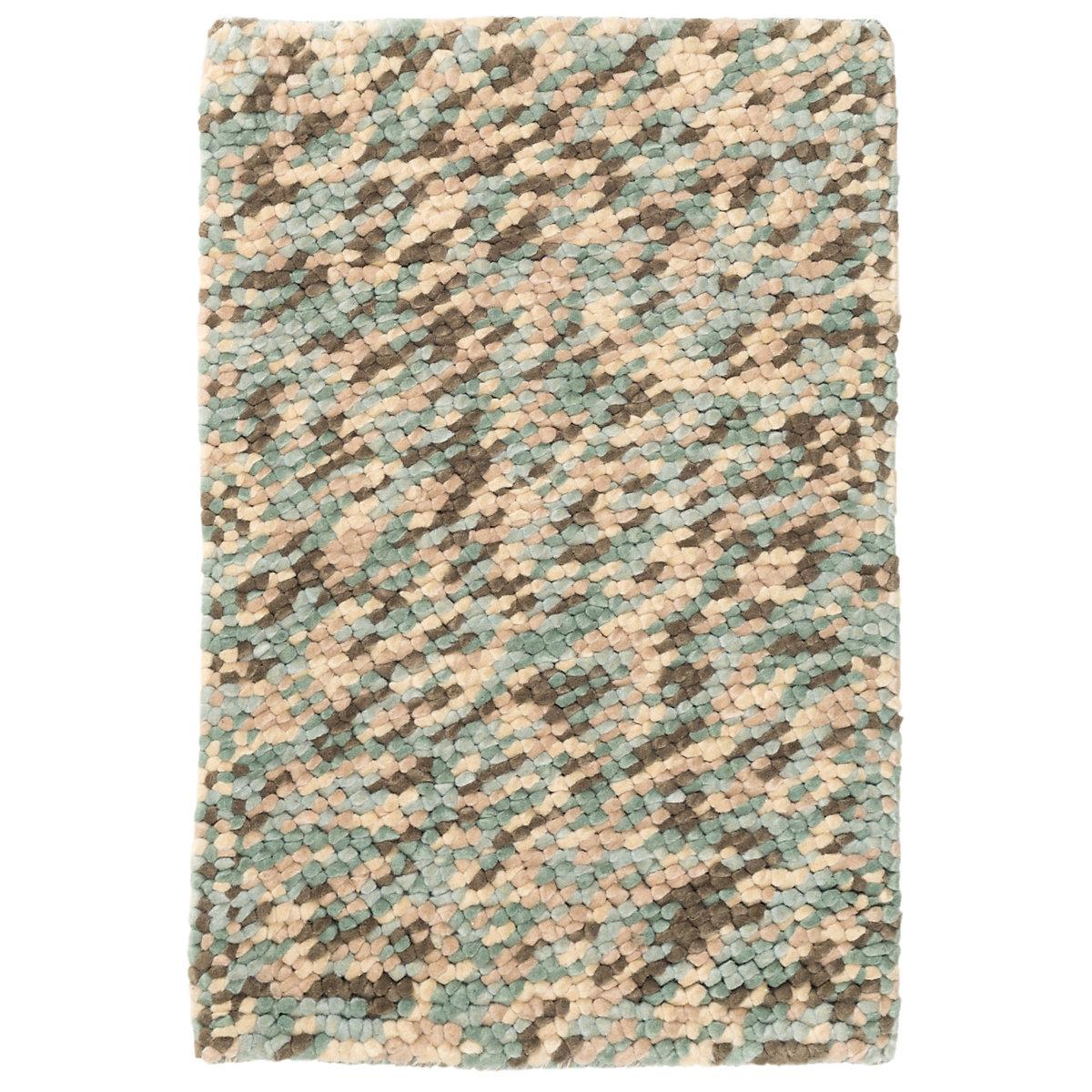 Seurat Seaglass Wool Woven Rug Dash Amp Albert