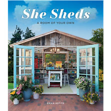 She Sheds: A Room Of Your Own Book