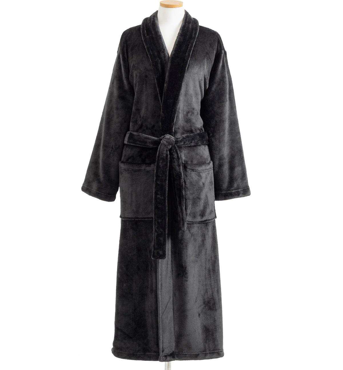 Sheepy Fleece 2.0 Black Robe