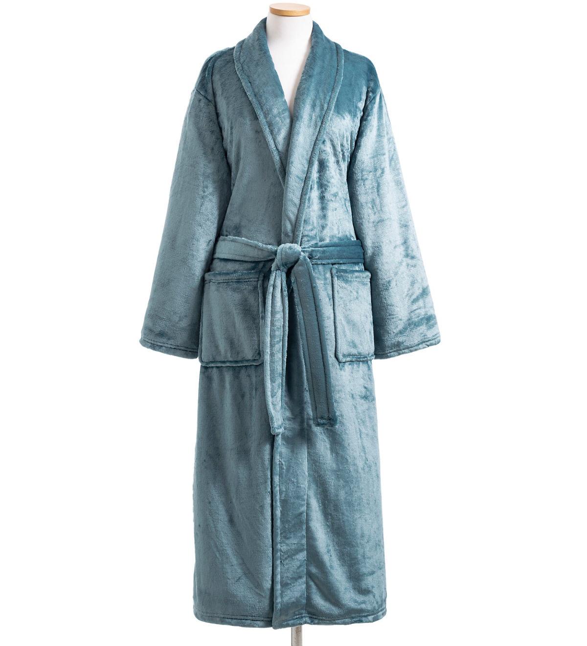 Sheepy Fleece 2.0 Juniper Robe