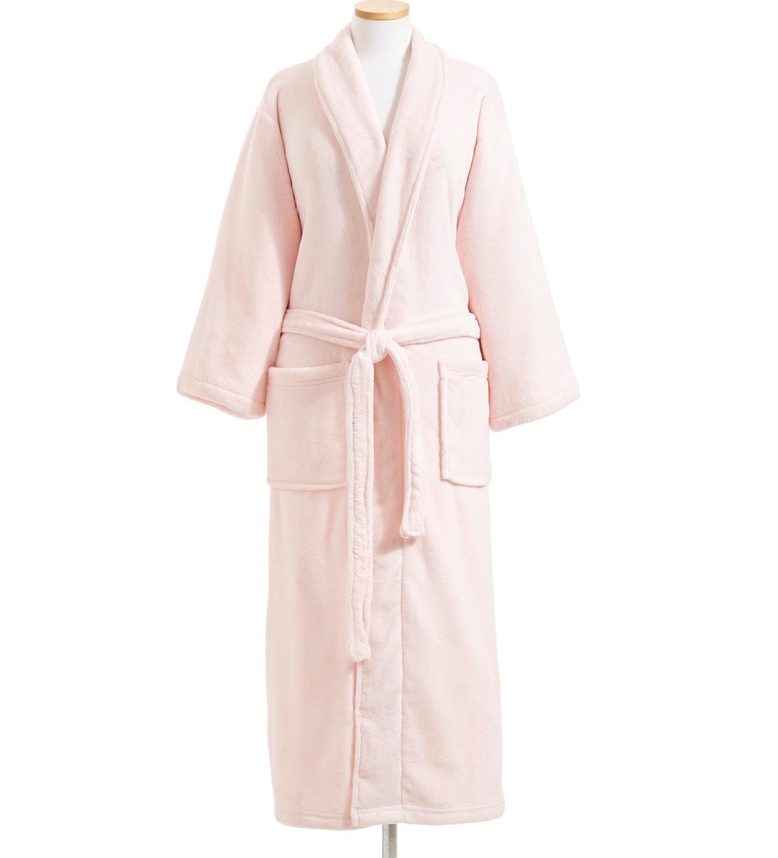 Sheepy Fleece 2.0 Pale Rose Robe