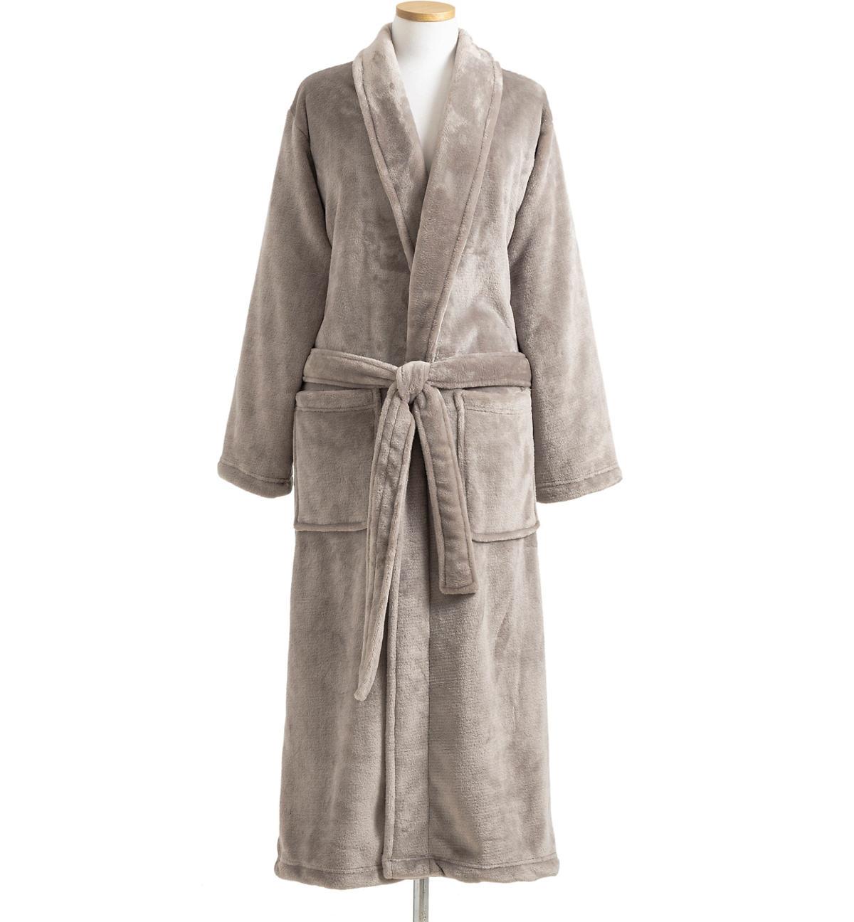Sheepy Fleece 2.0 Pebble Robe