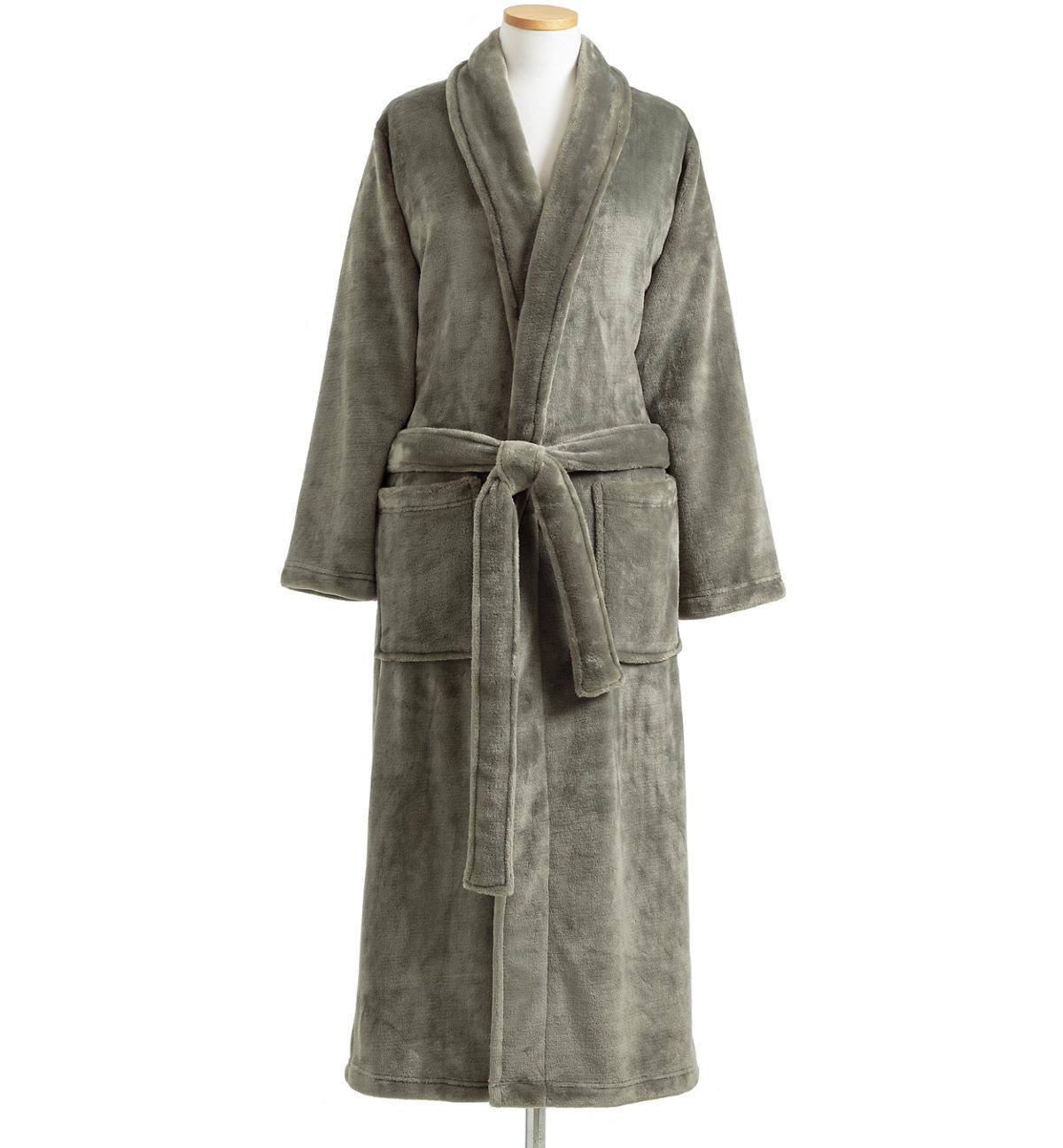 Sheepy Fleece 2.0 Vetiver Robe
