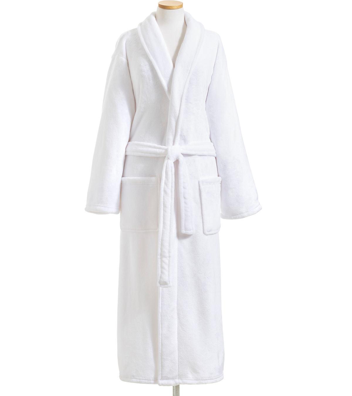 Sheepy Fleece 2.0 White Robe
