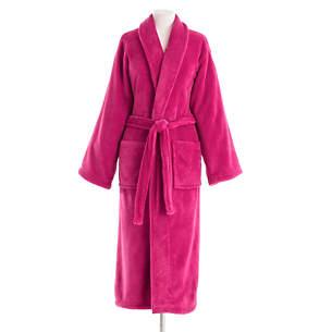 Sheepy Fleece Magenta Robe 75dd0dc06