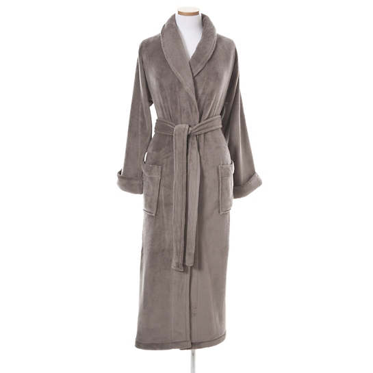 Sheepy Fleece Pebble Robe
