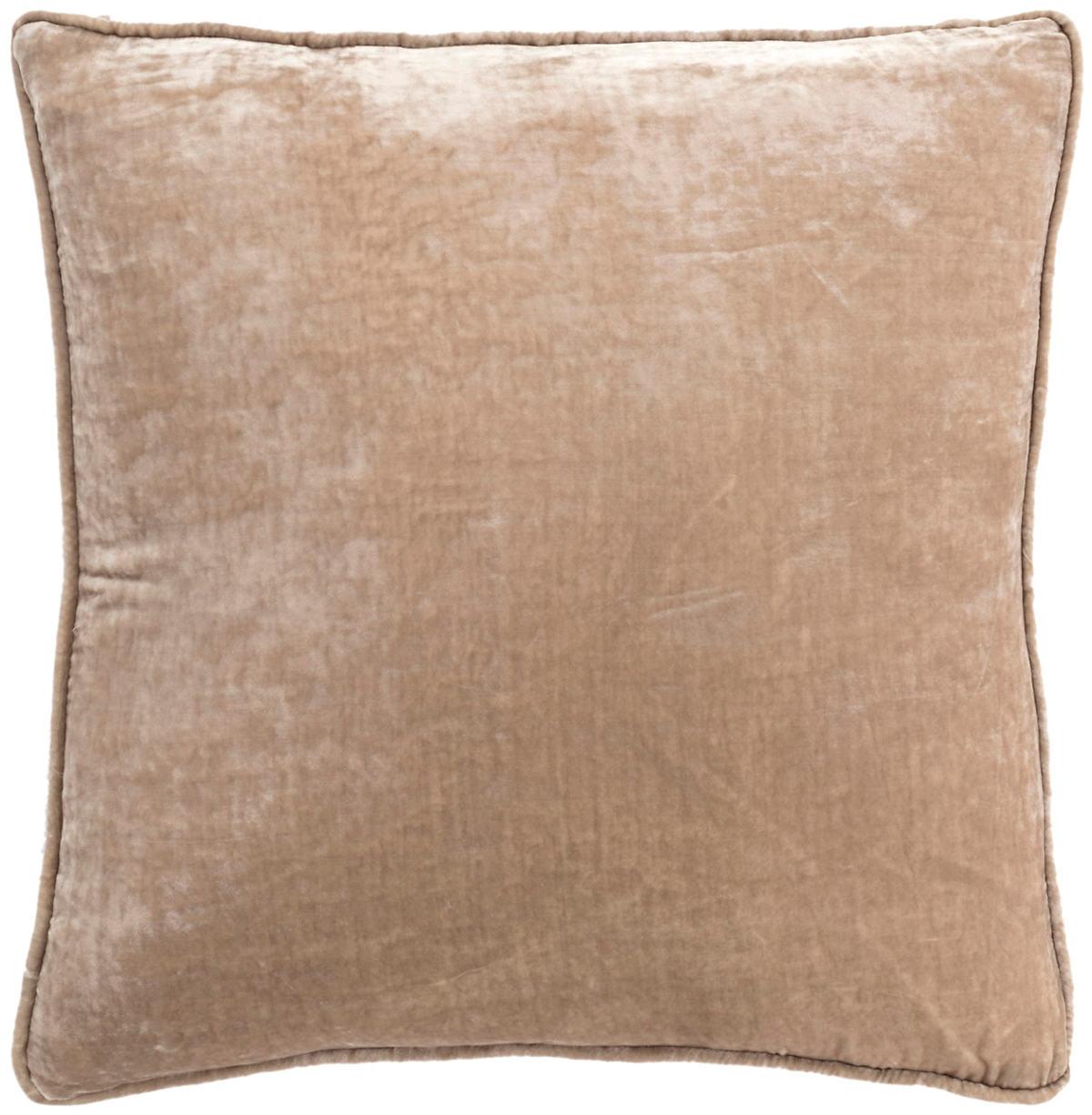 Pebble Shimmer Velvet Decorative Pillow