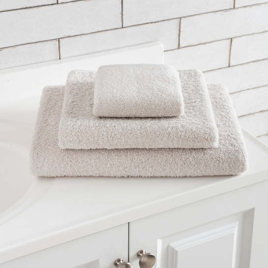 Signature Dove Grey Bath Towel