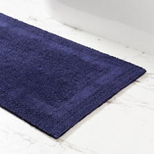 Signature Indigo Bath Rug