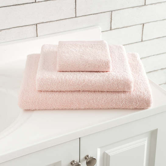 Signature Slipper Pink Towel