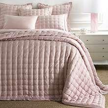 Silken Solid Slipper Pink Puff