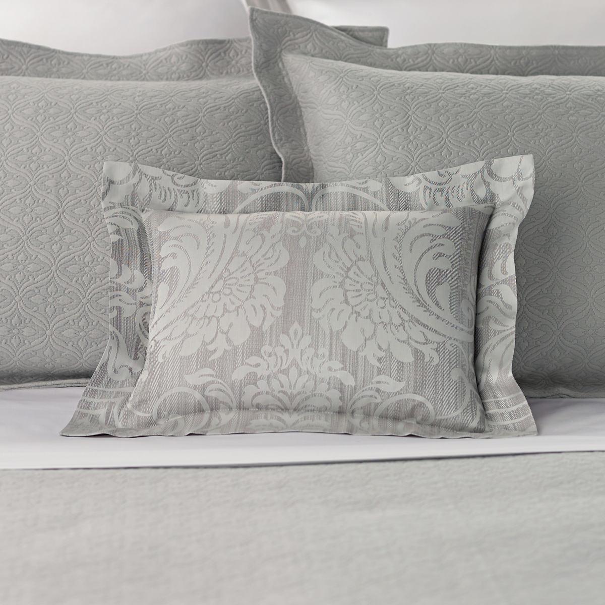 Simone Zinc Decorative Pillow