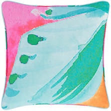 Skipper Indoor/Outdoor Decorative Pillow