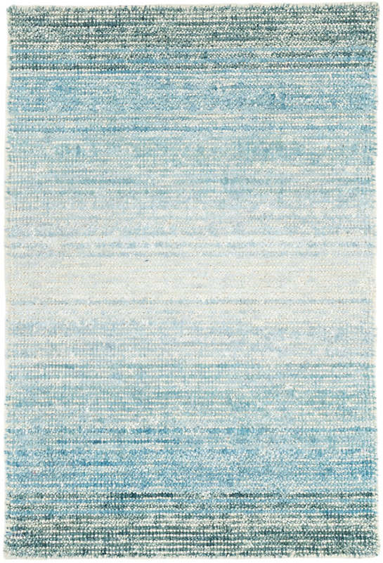 Sky Moon Woven Cotton/Viscose Rug