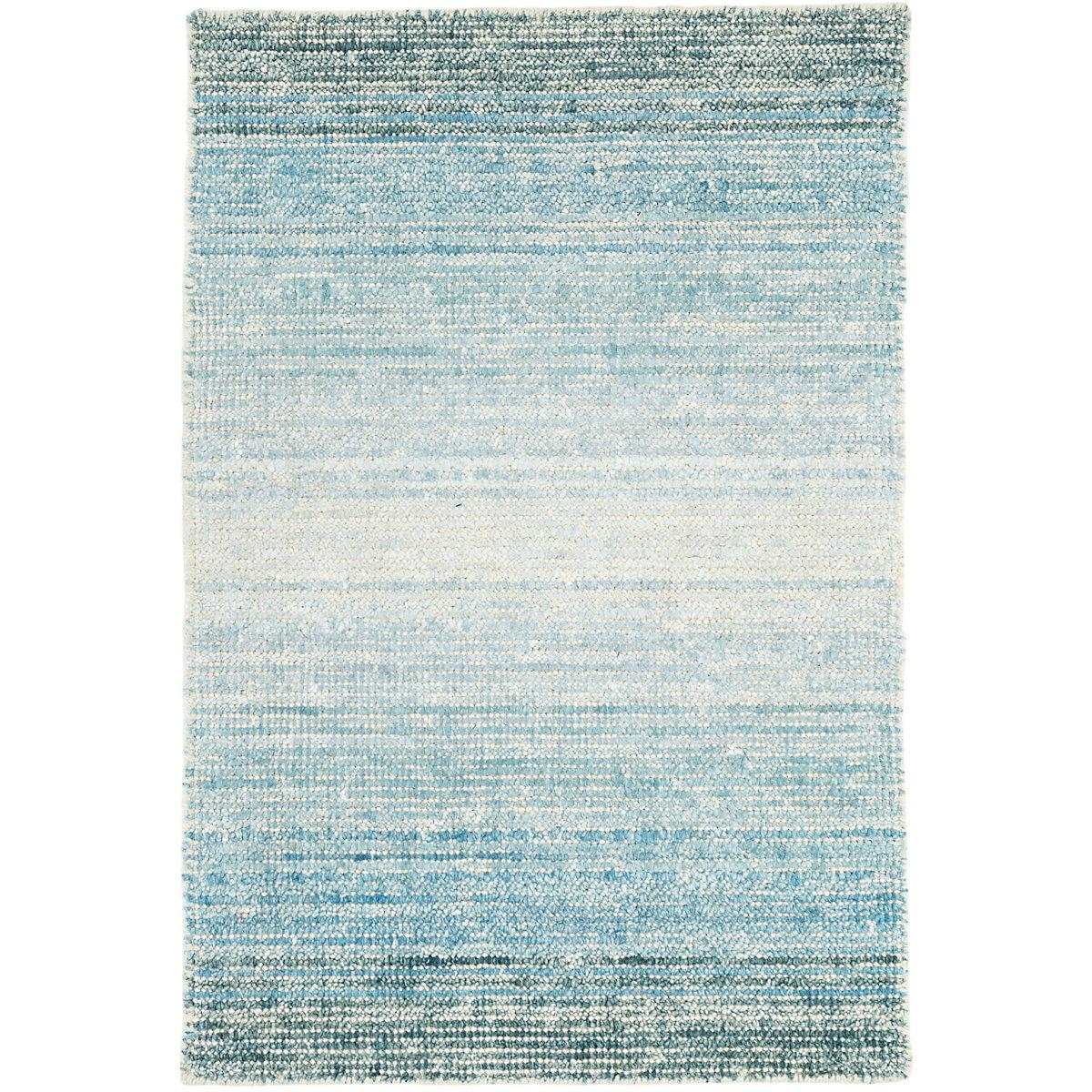Sky Moon Cotton/Viscose Woven Rug | Dash & Albert